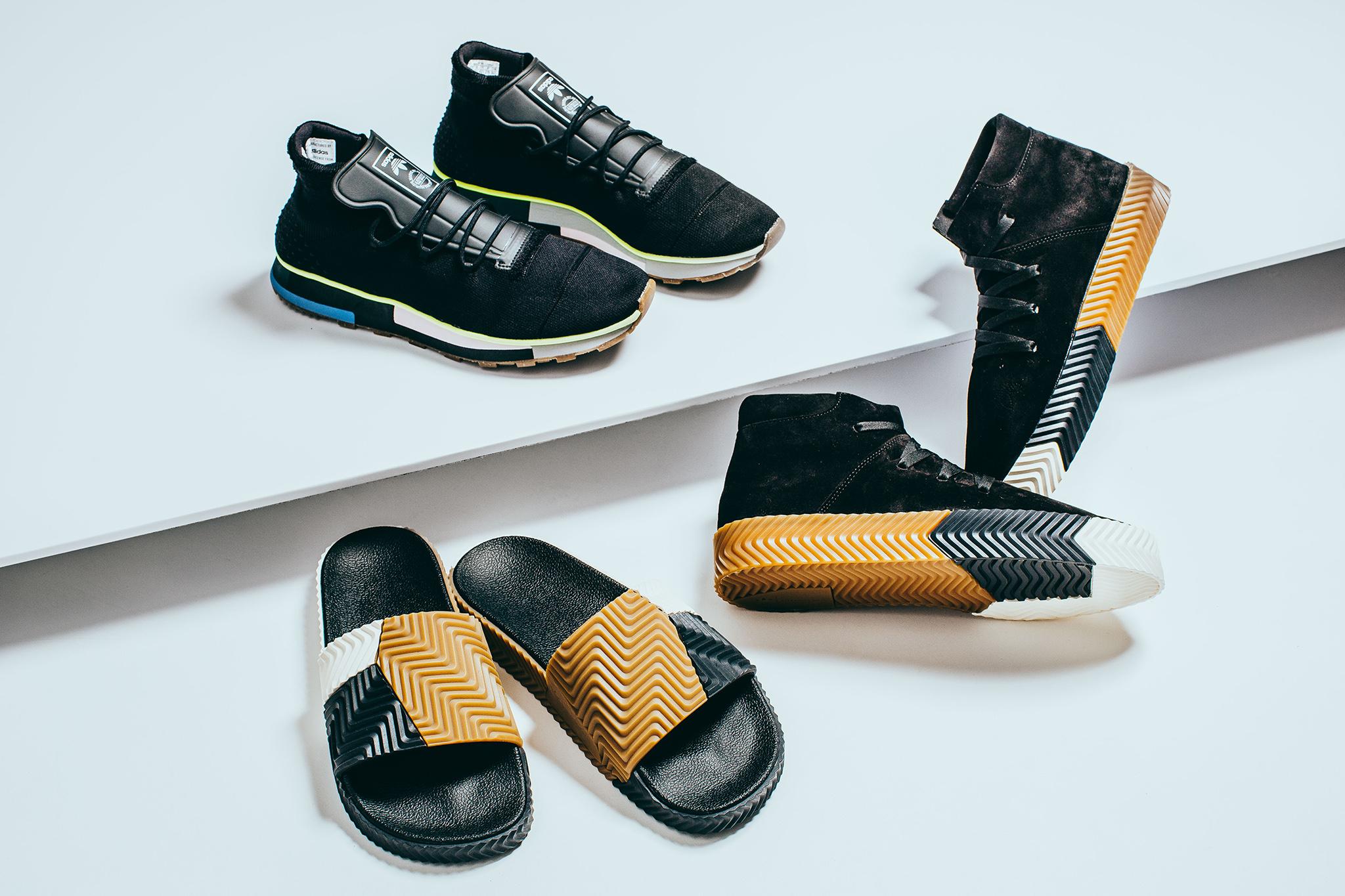新品上市!adidas Originals by ALEXANDER WANG FW17 FOOTWEAR COLLECTION