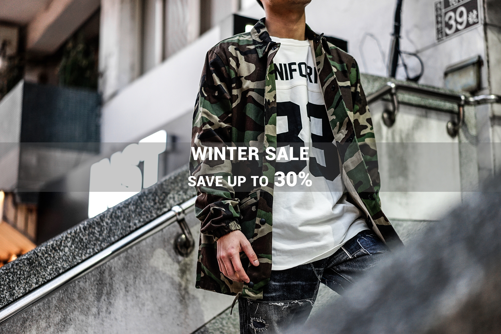 INVINCIBLE WINTER SALE,現正進行中!
