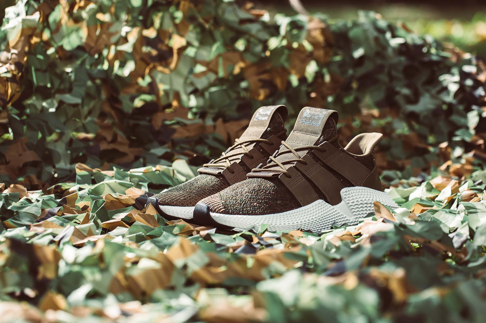 """新品上市!adidas Originals PROPHERE """"Trace Olive"""""""