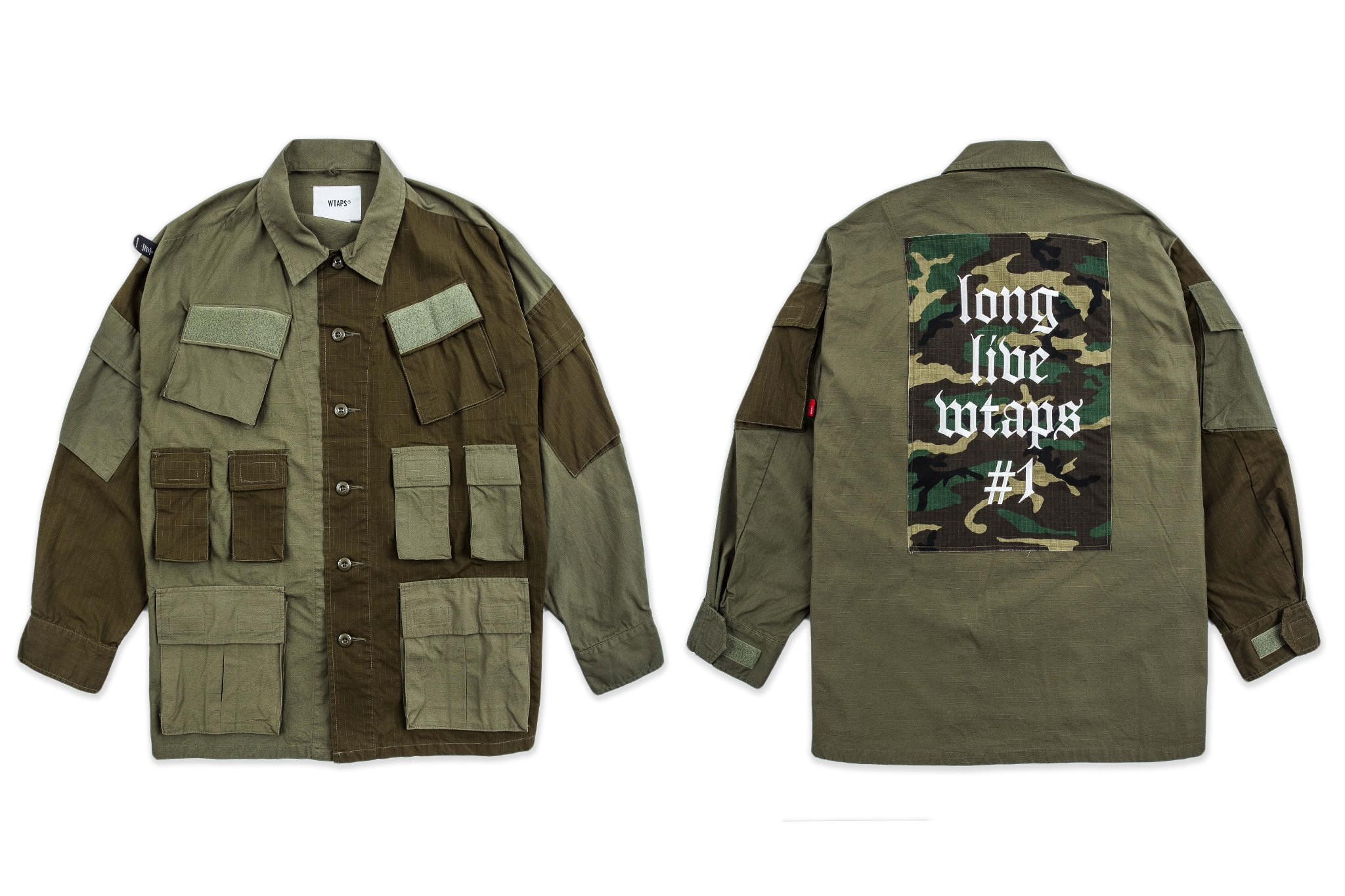 WTAPS 2017 FW COLLECTION 第二波發售(Apparel)