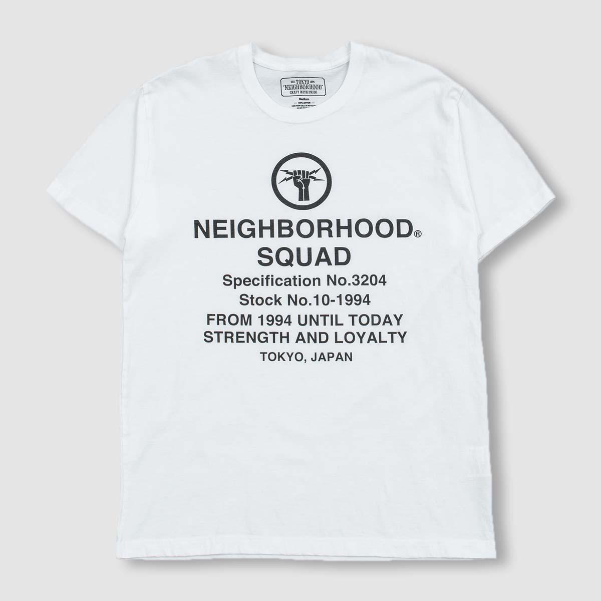 4123cd101845 NEIGHBORHOOD. MIL-BDU   C-ST NTD  11